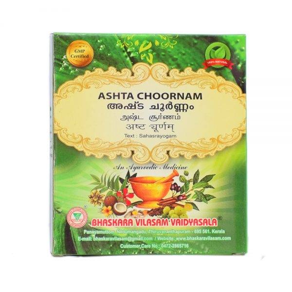 ashta-choornam